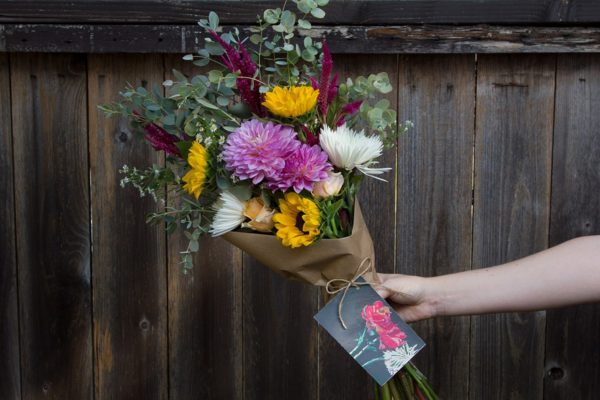 Bloom - Sacramento arranged bouquet delivery