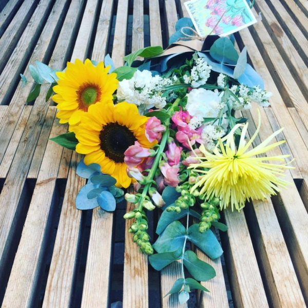 Bloom - DIY bouquet delivery