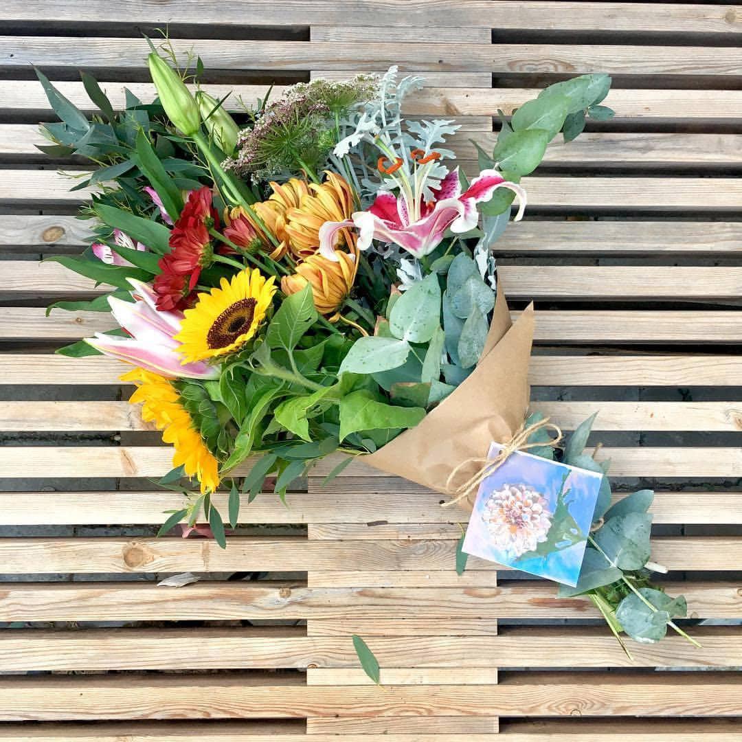 Bloom - Sacramento DIY bouquet