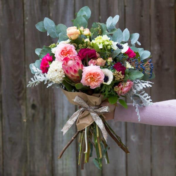Bloom Sacramento Valentine's Day flowers