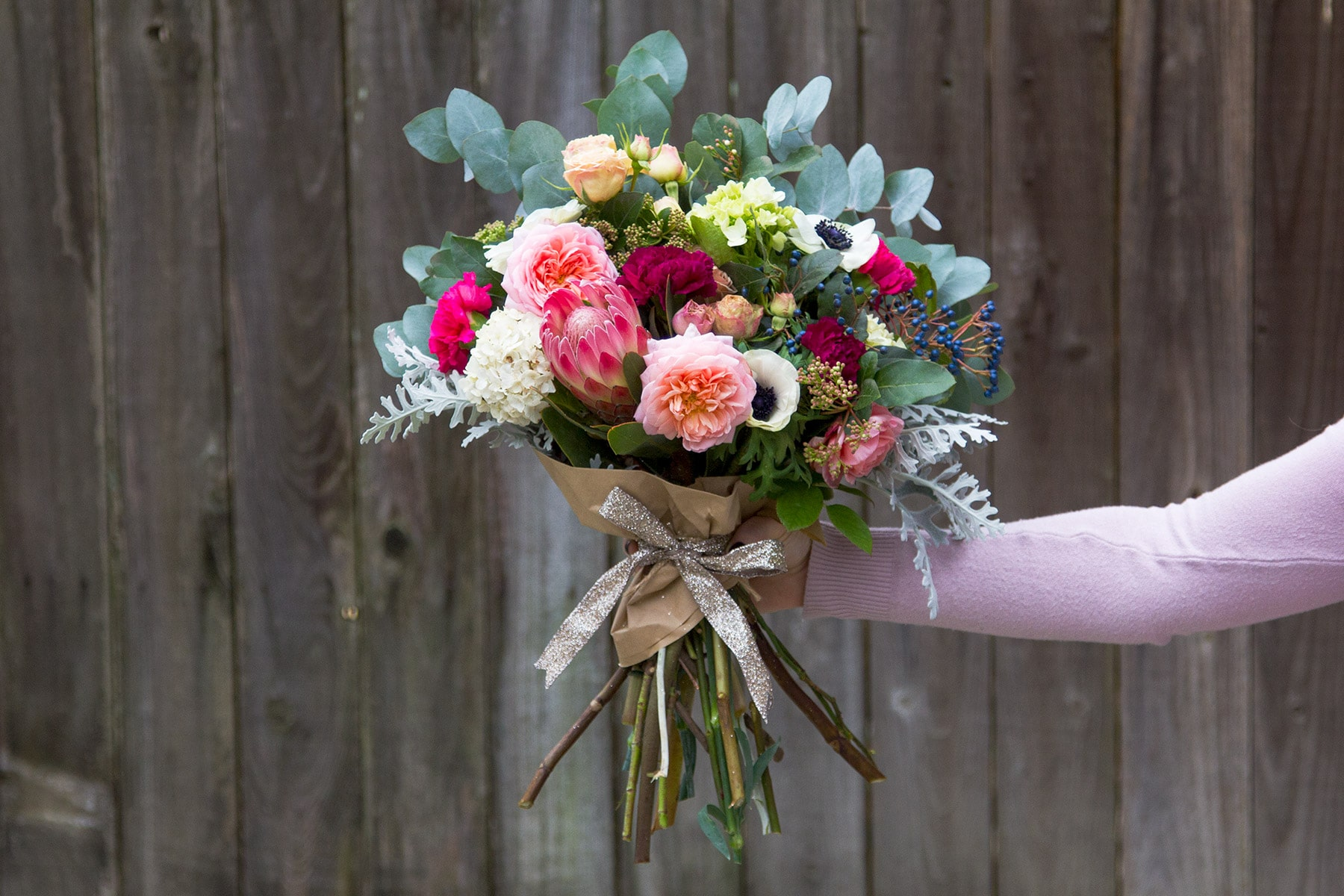 Valentine S Day Bouquets Delivered In Sacramento Bloom